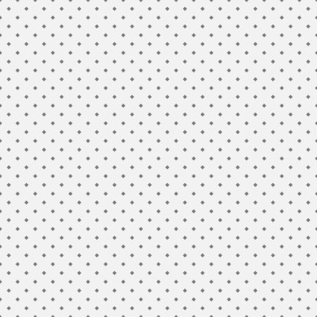 Dot grid seamless pattern, mosaic backdrop template. Abstract background, vector illustration . 矢量图像