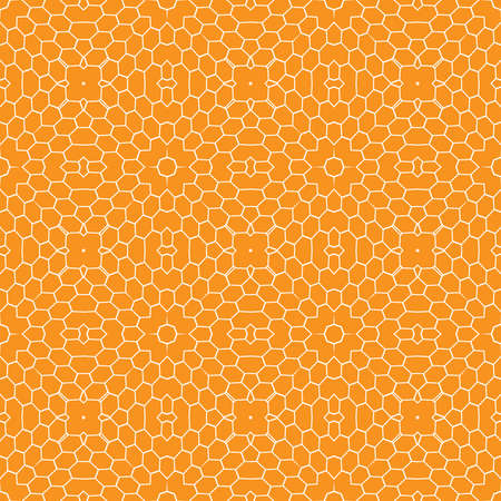 Pattern mosaic kaleidoscopic seamless generated texture, ornament, fragile, fractal, material, abstract render background. 版權商用圖片