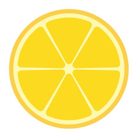 Citrus fresh icon, food fruit juice organic symbol, healty nature design vector illustration.