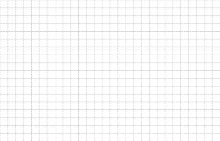 Blueprint paper grid with empty background vector. Vector blank page backdrop template.