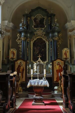 Details for christening in the Orthodox Church