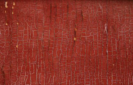 peeling paint: old peeling paint on old wall