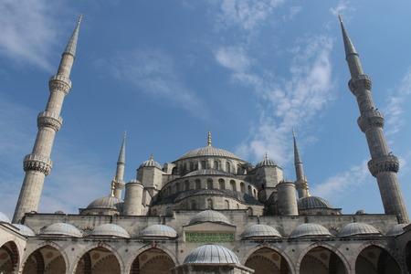sultan: sultan ahmet mosque