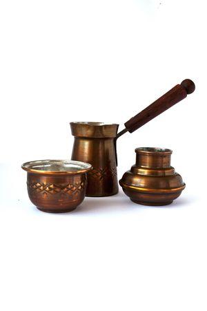 Copper pot photo