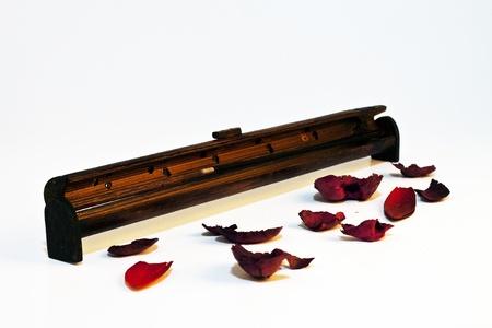 Incense sticks                                                              photo