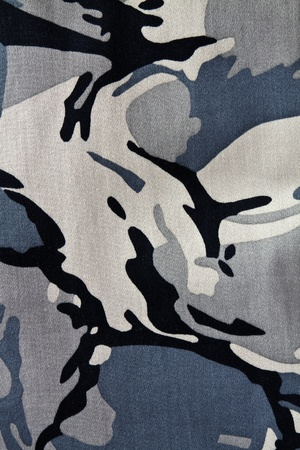 intended: Textile fabrics intended for armies of uniforms and camouflage Stock Photo
