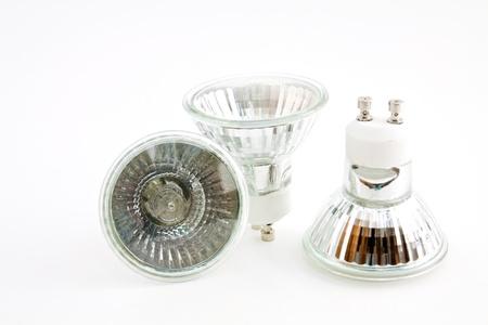 halogen lighting: Three halogen low voltage lighting for disguised