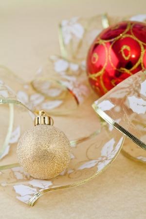 creates: Cleverly arranged New Year decorations creates a festive mood