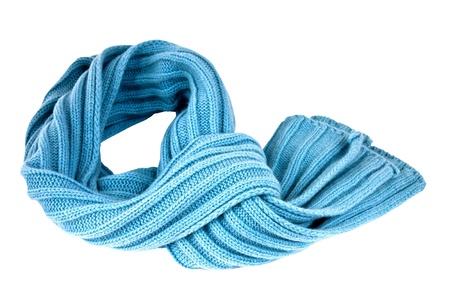 Soft, stylish and colorful winter scarf  版權商用圖片
