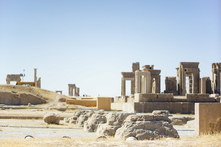 middle east peace: Persepolis, The magnificent ruin of Persian, Achaemenid Empire, Iran