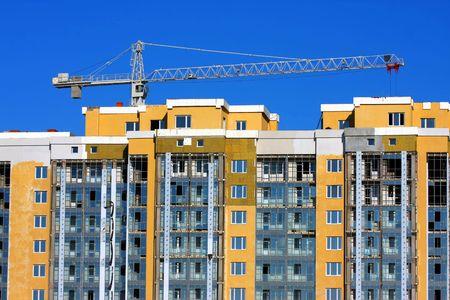 crane parts: Casa Amarilla y Crane