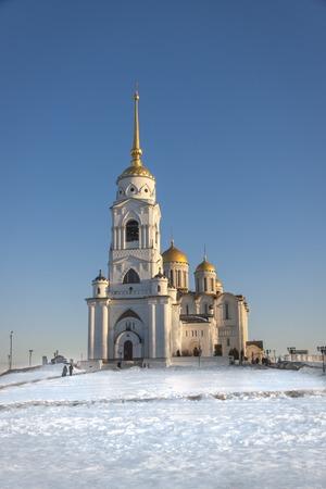 vladimir: Uspensky Cathedral in Vladimir, Russia