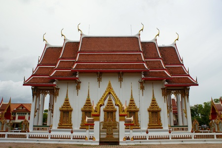 chalong: chalong temple