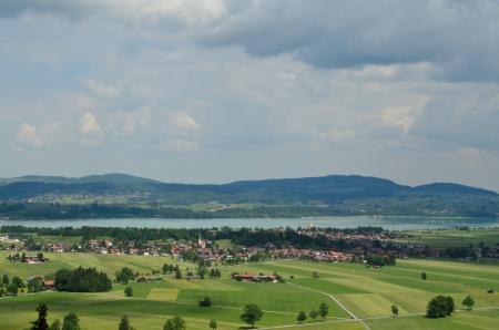 schwangau: Schwangau and Forggensee
