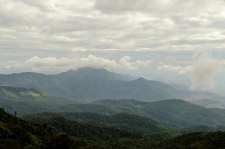 mai: mountain in Chiang Mai