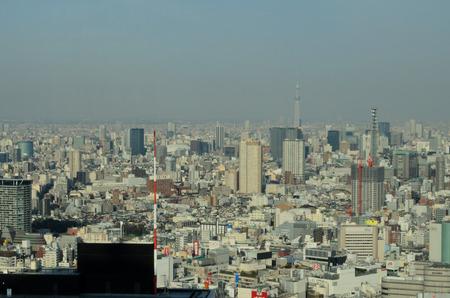 東京のスカイライン