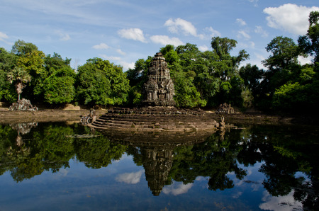 thom: Neak Pean at Angkor Thom