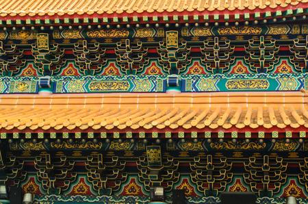 sin: Wong Tai Sin temple in Hong Kong