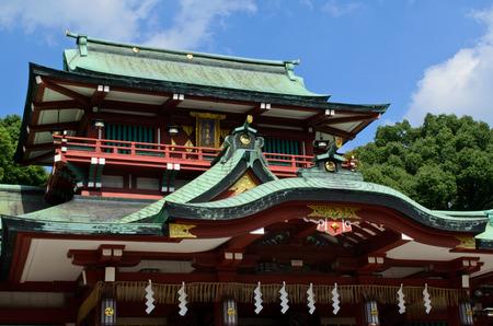 Tomioka Hachiman Shrine Standard-Bild