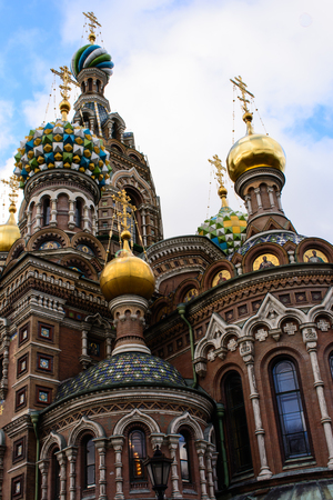 Church of Savior on the Spilled Blood