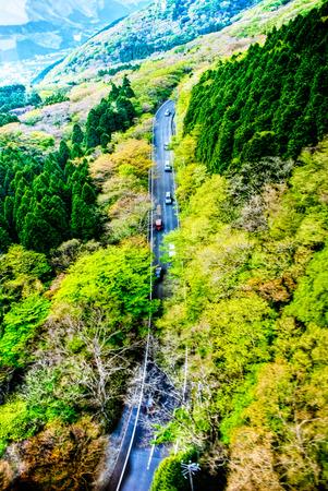 transportaion: Hakone, Japan