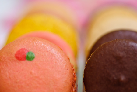 mouth watering: mouth watering macaroons