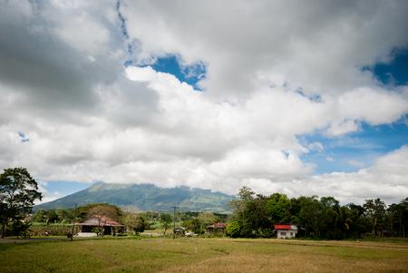 philippine: Philippine volcano Mt. Canlaon