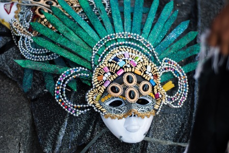 mardigras: Masskara Festival. Bacolod City, Negros Occidental, Philippines Stock Photo