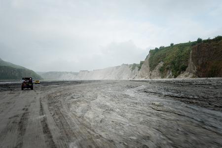 terrain: Mt. Pinatubo terrain
