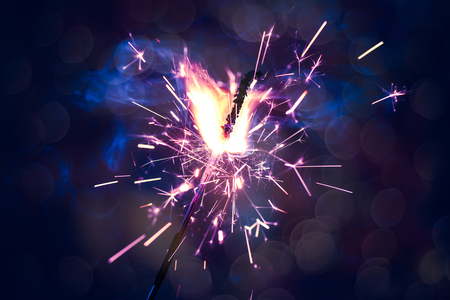 splint: Celebrating the new year with sparkle.