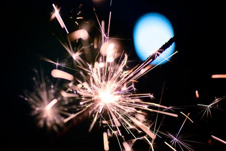Festeggia con un scintillio di luci