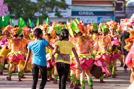 pinta: Pinta Flores Festival, San Carlos City, Negros Occidental.