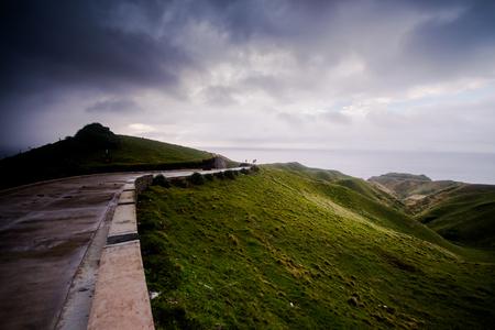 Rolling Hills of Iraya, Basco, Batanes, Philippines.