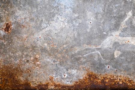 hierro metal óxido de fondo y la textura Foto de archivo