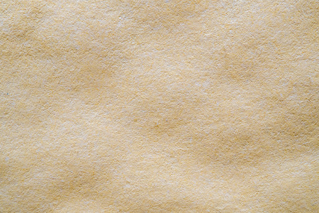yellowish: Paper texture -  wrinkled yellowish bubblewrap paper parcel surface useful as a background