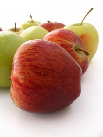 consume: apple