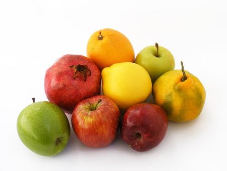 membrillo: El más nuevo y más bonitas de frutas de invierno, manzana, membrillo, naranja, zanahoria, granada, fotos