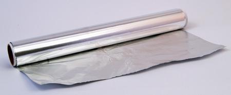 foil: aluminum foil