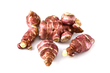 inulin: sweet potato Jerusalem, pictures