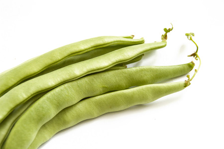 Abundant fiber source green bean for health