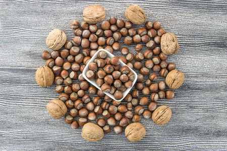 walnuts and nuts are important to feed
