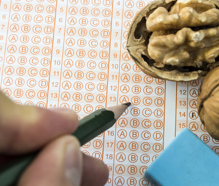 students will eat walnuts, eat walnuts to pass the exam,
