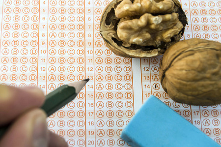 Is there any effect of human brain and walnut, intelligence walnut?
