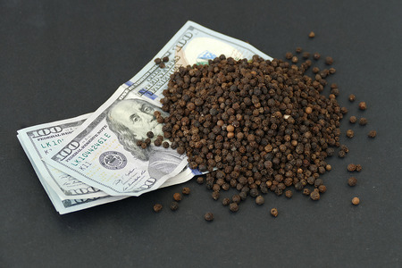 Indian pepper prices have risen, India pepper prices rose,