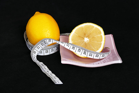 lose weight and lemon