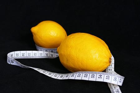 eat lemon, to lose weight