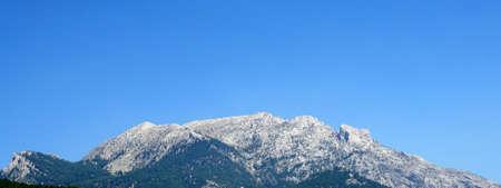 Taurus mountains, the Taurus mountains in Pozanti, Pozanti turkey, 写真素材