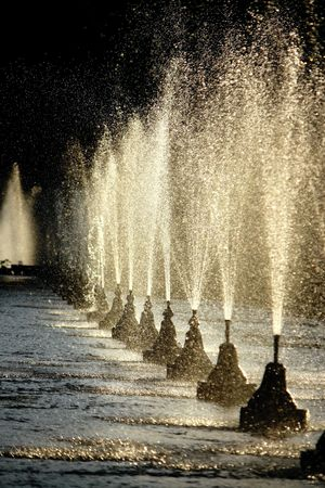 fountains  photo