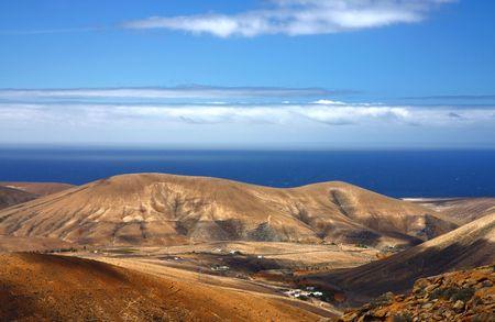 fuerteventura landscape,Spain photo