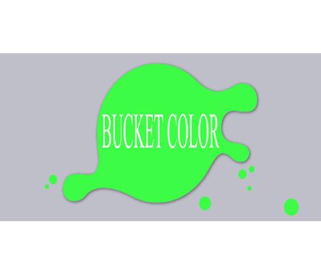 Bucket color Illustration